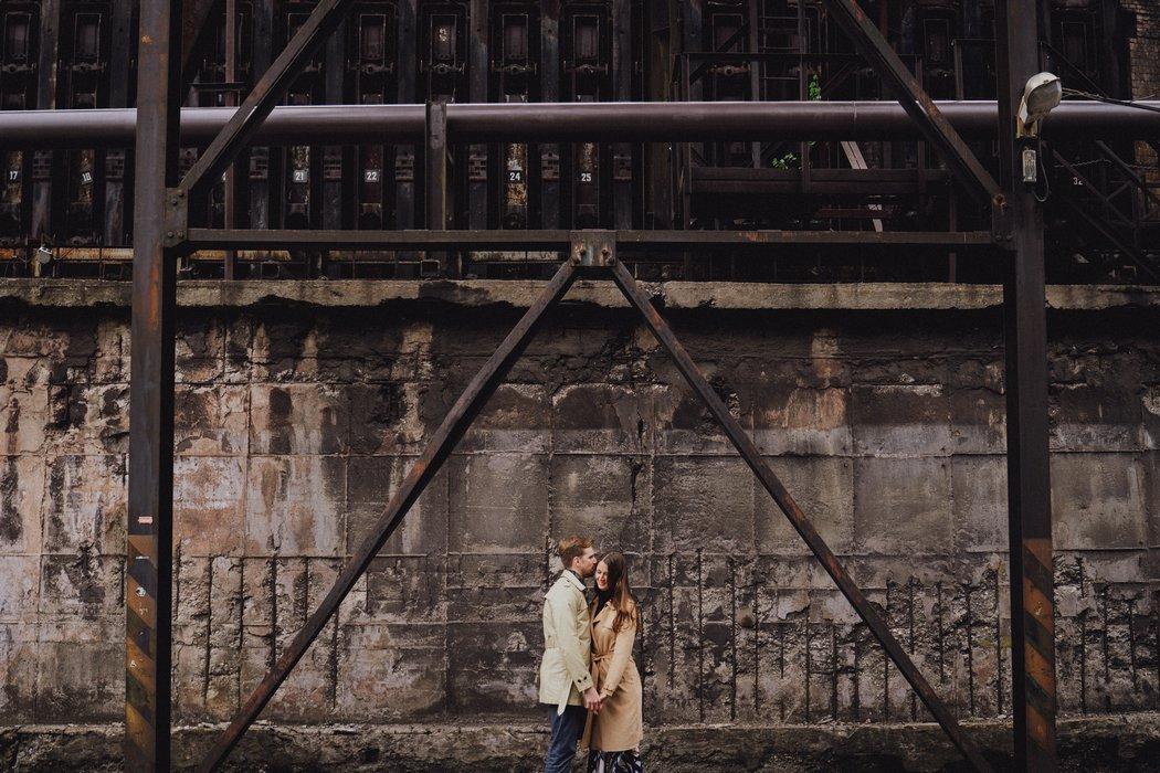 Industrialni svatba.
