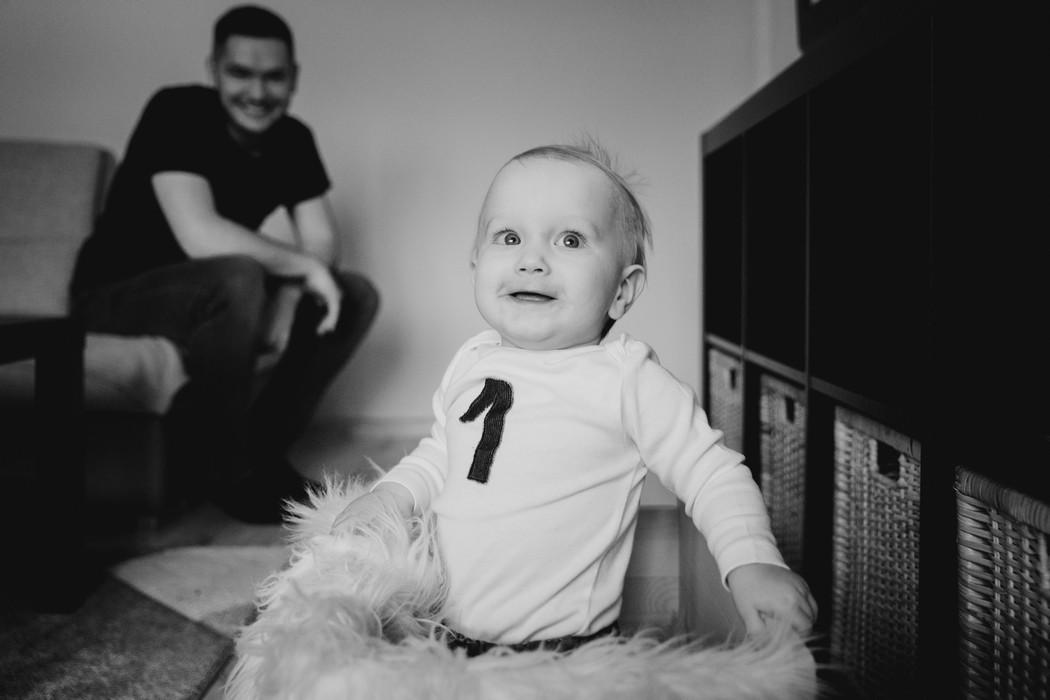 Vysmáté dítě