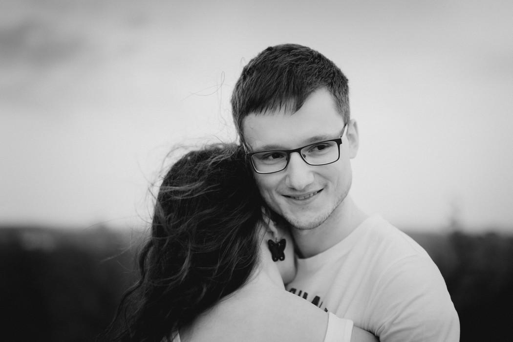 portrét snoubenců
