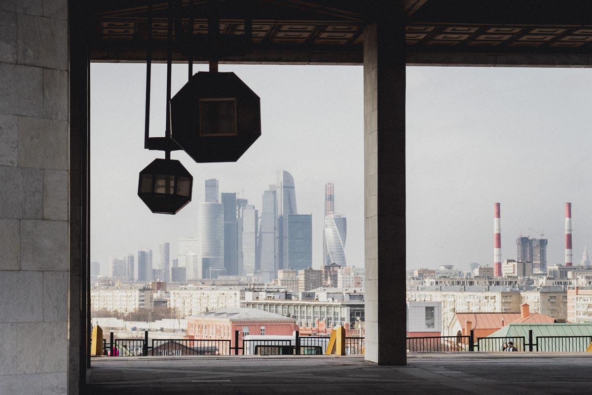 mrakodrapy v moskvě