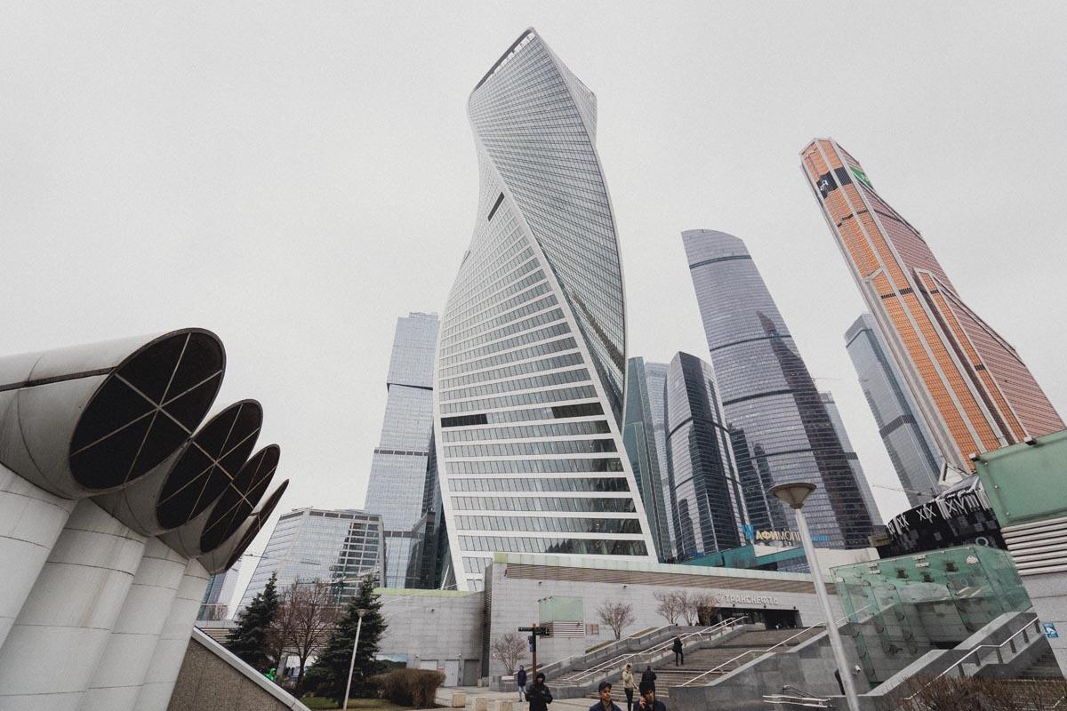 moderní moskva