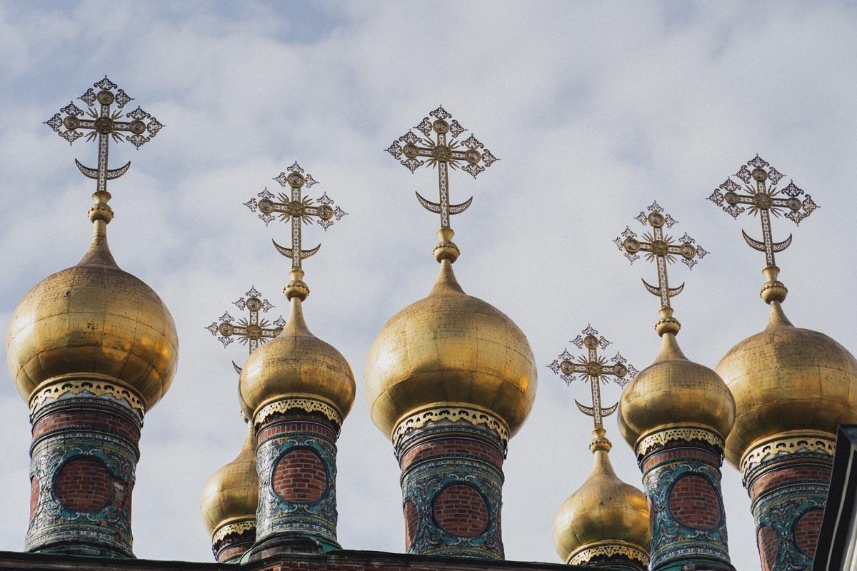 kremliv v moskvě
