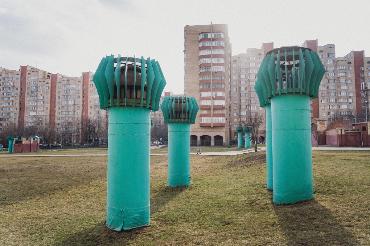 moskevské paneláky