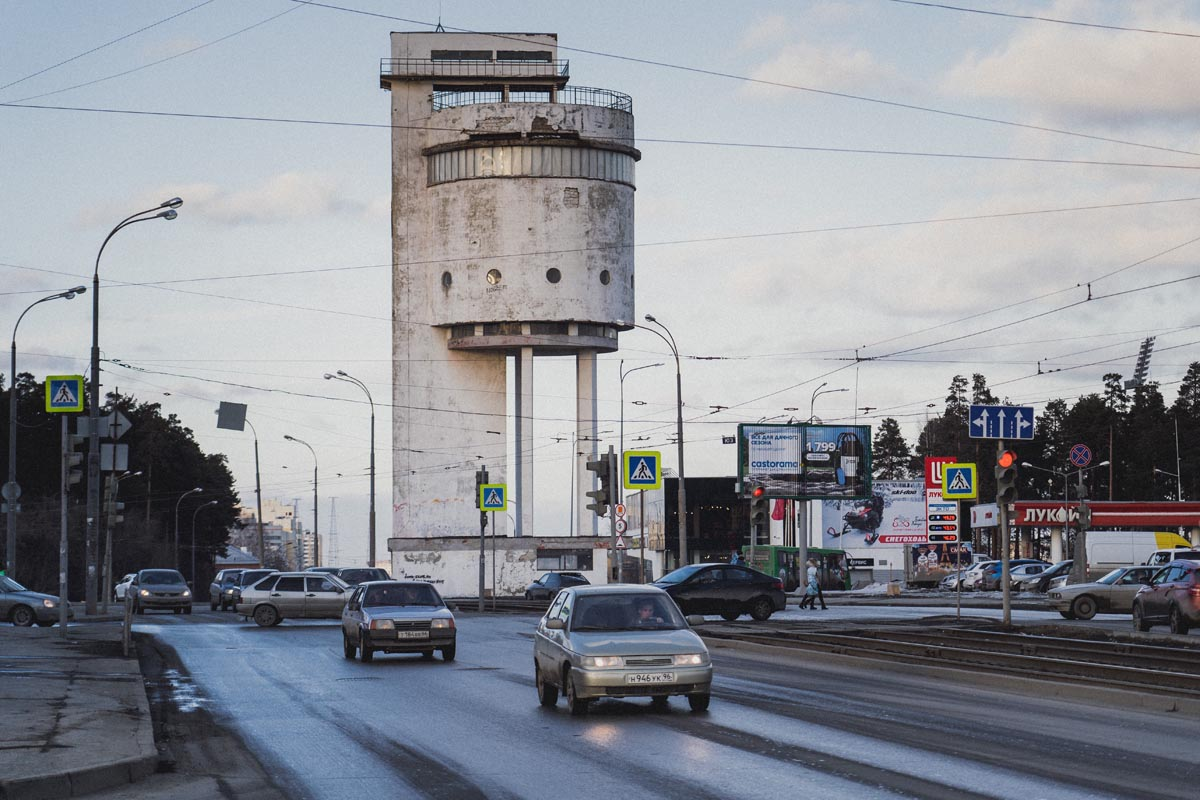 Sovietská architektura