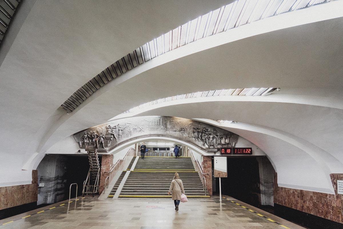 Metro v Nižném novgorodu